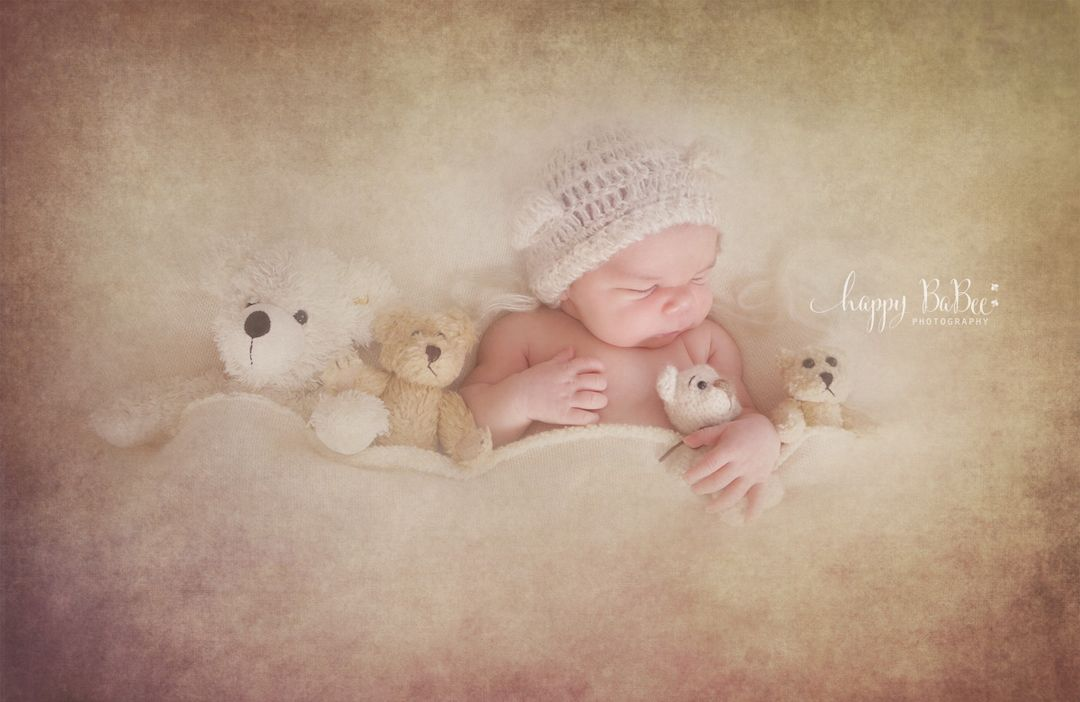 Neugeborenen Fotograf, Baby Nostalgie Foto, Babyshooting Erfurt, Thüringen