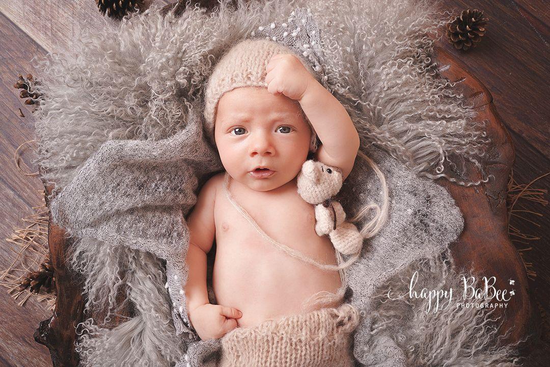 Süße Baby Fotos, Baby Shooting in Erfurt