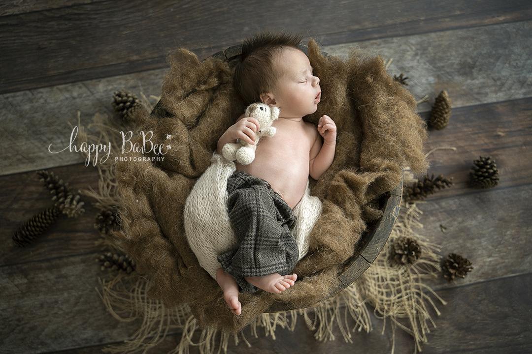 Neugeborenes, Baby, Neugeborenenfotograf in Erfurt | Alexandra | Happy BaBee Photography