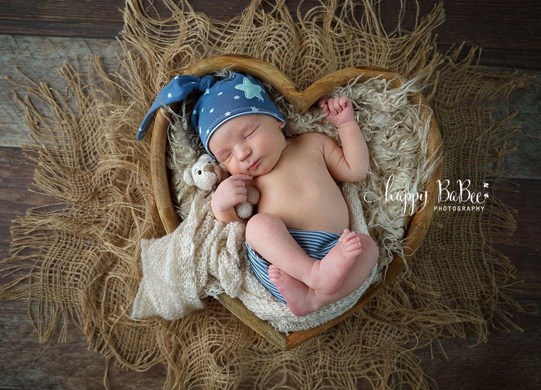 Neugeborenen Fotoshooting, Babyfotografie in Erfurt, Thüringen